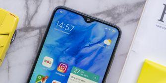 Xiaomi Redmi Note 8 Pro review notch