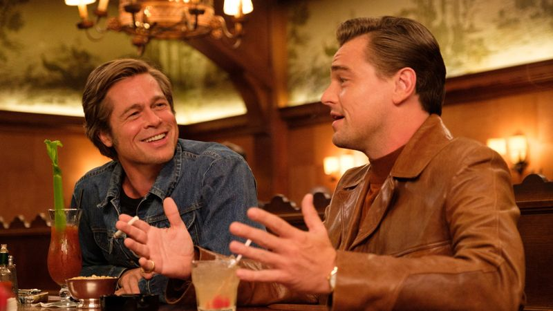 Once Upon a Time in Hollywood Netflix