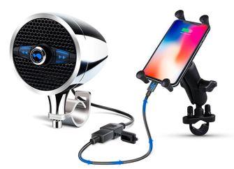 motor bluetooth speaker