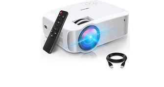 Topvision mini projector gadgets