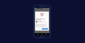 Bitdefender anti-virus app