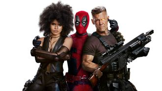 Deadpool 2 review Deadpool 2 Blu-ray review