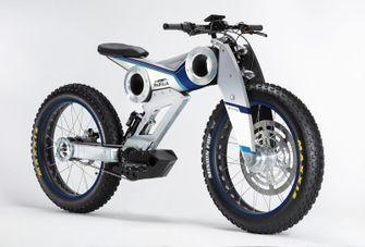 Motor parilla elektrische fiets