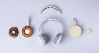 Korvaa Aivan koptelefoon Duurzaam