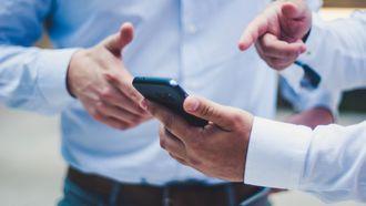 smartphone mobiel