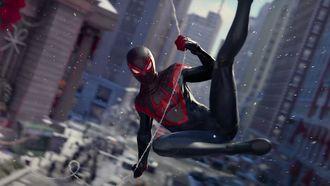 Spider-Man: Miles Morales PS5