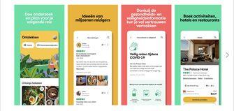 Tripadvisor Android app vakantie