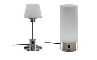 LED-lamp met oplader Lidl