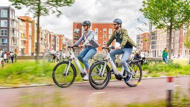 Yamaha elektrische fiets e-bike