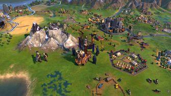 Civilization VI New Frontier 5