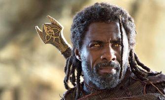 Idris Elba Will Smith The Suicide Squad