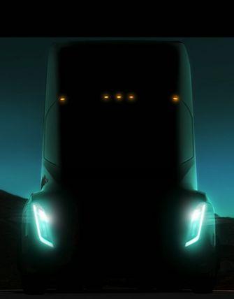 Tesla elektrotruck
