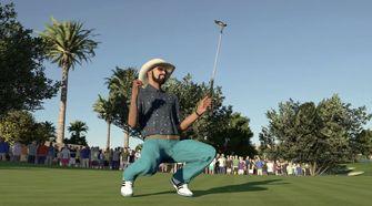 PGA 2K21 PlayStation Plus Tour ottobre
