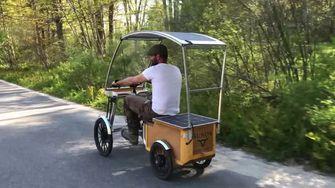 Sunox elektrische fiets