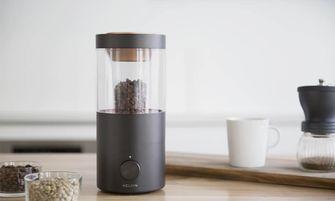 Kelvin Coffee Roaster geroosterde koffie