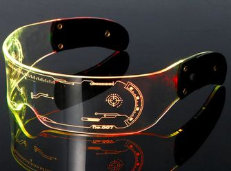 LED-bril AliExpress