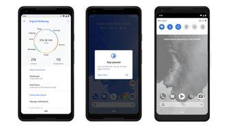 Android Pie digitale gezondheid