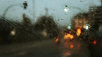 regen verkeer
