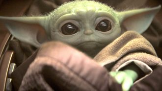 Baby Yoda The Mandalorian George Lucas