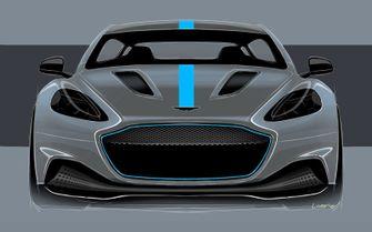 Aston Maartin Hybride