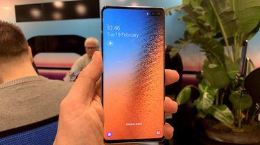 Samsung onthult de Galaxy S10 Plus