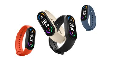 Xiaomi Mi Band 6 AliExpress fitness tracker