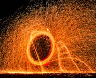 vonken vuurwerk AliExpress