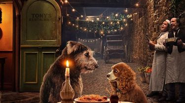 Lady and the Tramp Disney