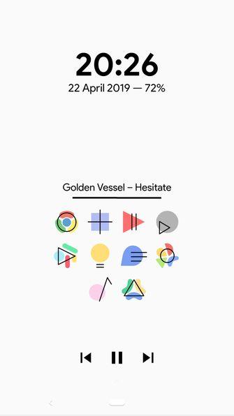 nova launcher homescreen thuisscherm Android
