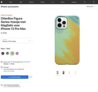 Apple Store producten