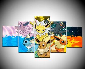 Pokemon poster AliExpress