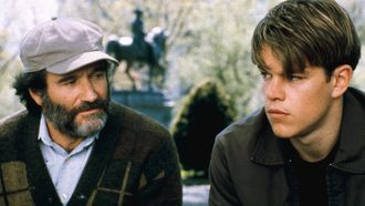 Good Will Hunting want netflix tip