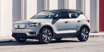 Volvo XC40 Pure Electric