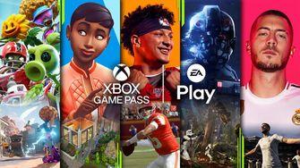 EA Play Xbox Game Pass