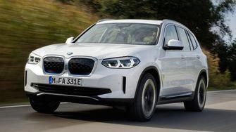 BMW iX3 elektrische auto