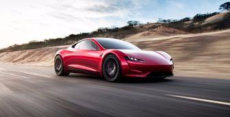 Tesla elektrisch rijden
