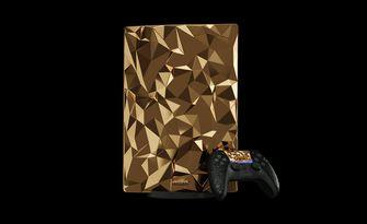 PlayStation 5 goud