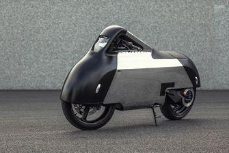 Hope elektrische motorfiets