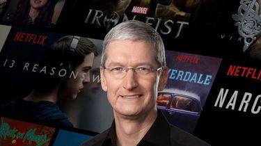 Tim Cook Netflix