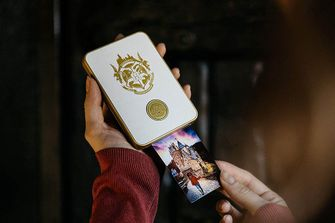 Harry Potter Lifeprint printer