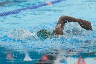 zwemmen workout