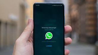 WhatsApp op Android