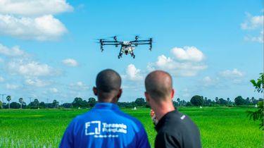 DJI Drone Malaria