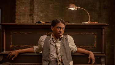 Netflix Chadwick Boseman Ma Rainey's Black Bottom Oscars