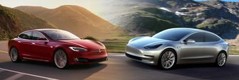 Telsa Model 3 vs Model s
