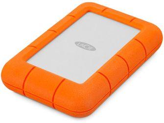 Lacie rugged externe harde schijf USB-C 2 TB