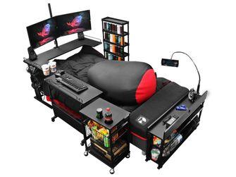 gaming mattress gamers
