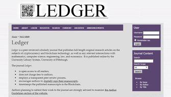 Ledger cryptocurrencies tijdschrift