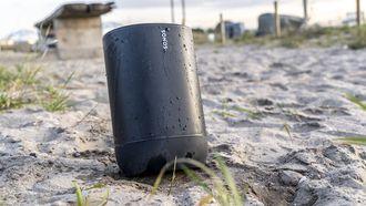 Sonos Move review buiten