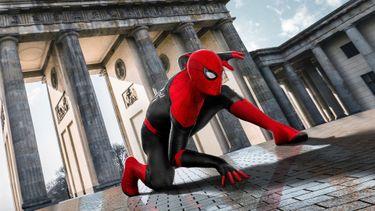 Spider-Man: Far From Home Disney Plus